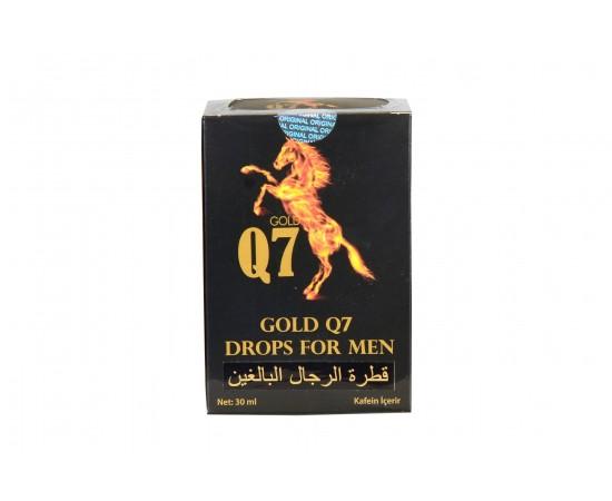 GOLD Q7 ERKEK DAMLA