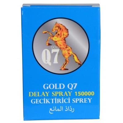 GOLD Q7 ERKEK SPREY